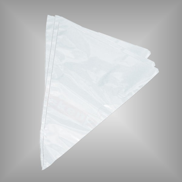 Polypropylen-Spitztüten 1000 Stück, transparent