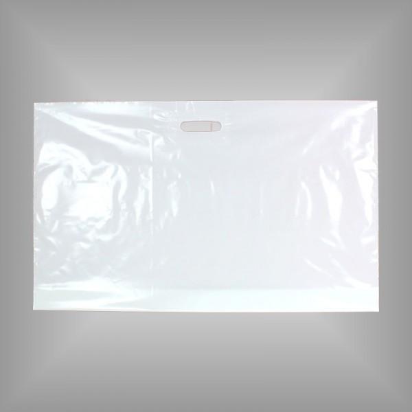 250 Plastiktüten weiß 76x50+5cm