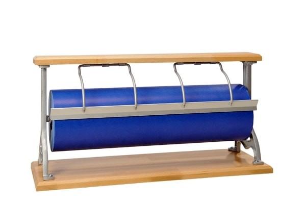 Papierabroller Waagerecht Tischabroller aus Holz