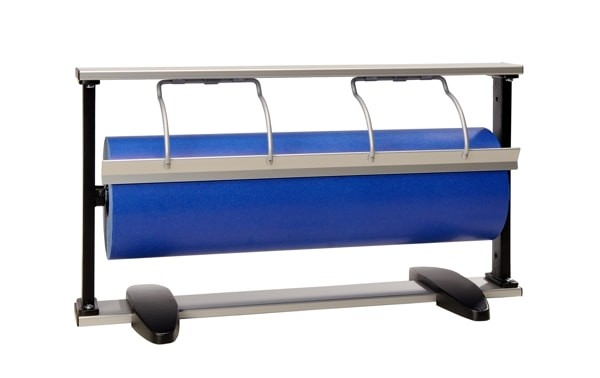Papierabroller Waagerecht Tischabroller aus Alu